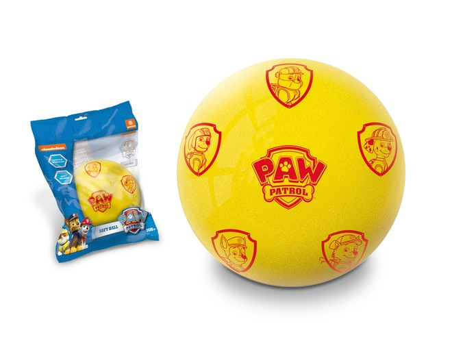 07929 - PAW PATROL SOFT BALL