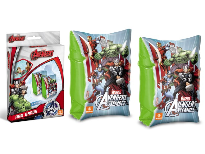 16303 - AVENGERS ARM BANDS