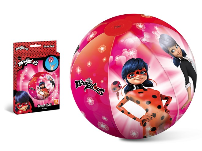 16681 - MIRACULOUS BEACH BALL
