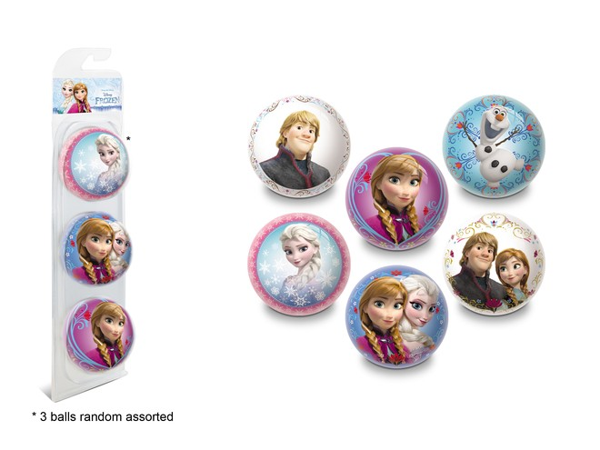 05133 - FROZEN - 3 pcs