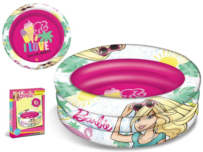 16216 - BARBIE 3 RINGS POOL