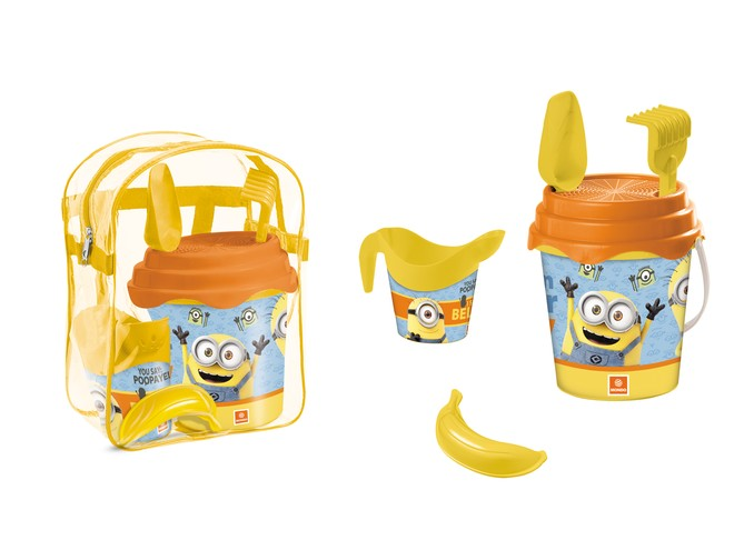 28193 - MINION MADE BAG SET Ø 170