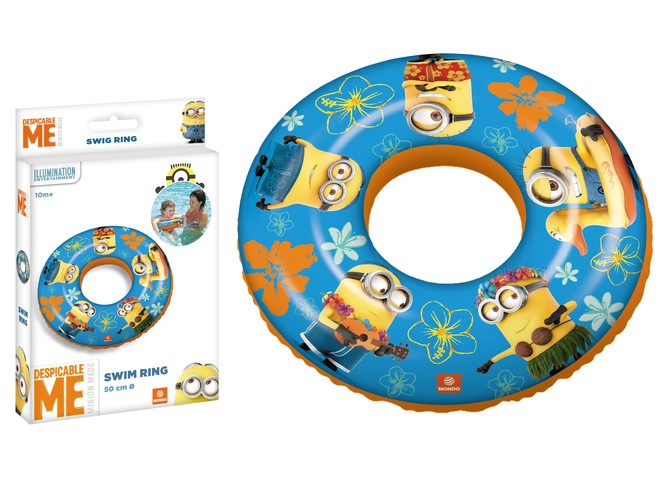 16482 - MINION MADE SWIM RING