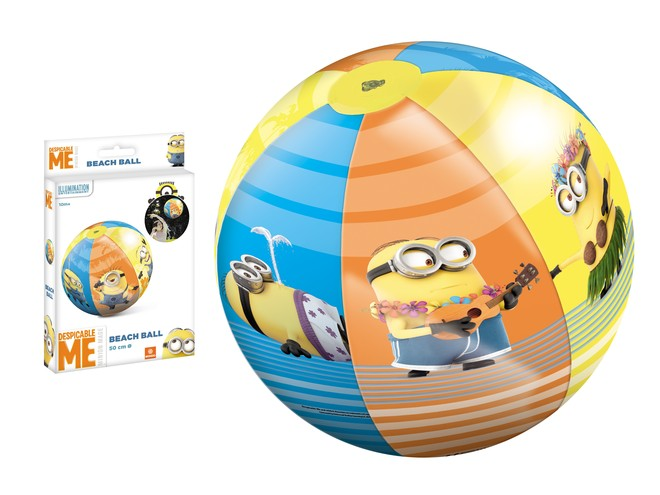 16483 - MINION MADE BEACH BALL