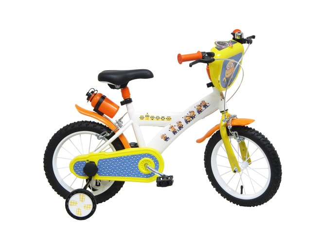 25262 - MINION MADE BIKE