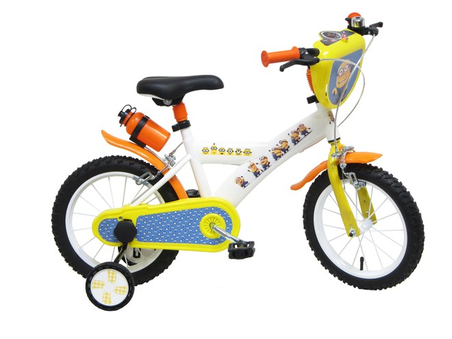 25284 - MINION MADE BIKE