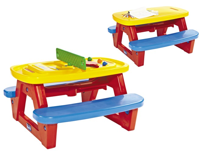 30700 - CHICCO SUPER GAME TABLE