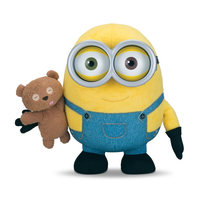 31013 - MINION BOB with TEDDY BEAR