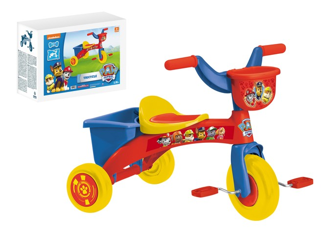 28288 - PAW PATROL TRICYCLE