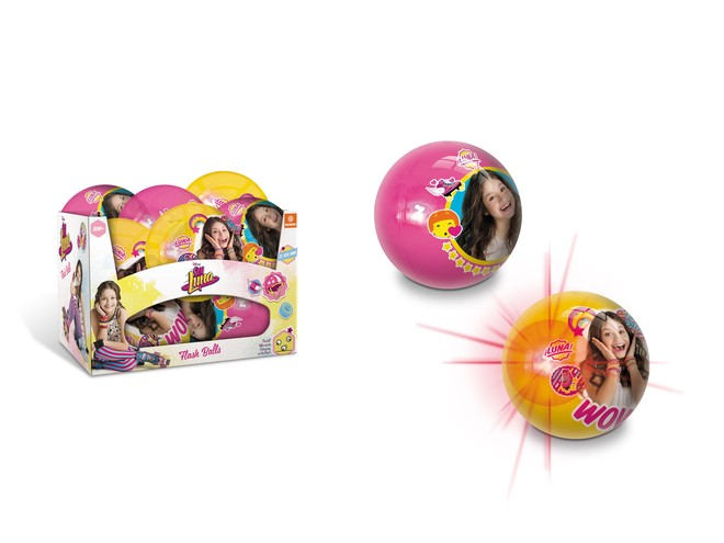 09095 - SOY LUNA FLASH BALL