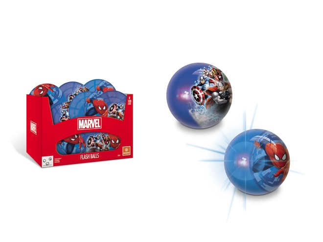 09753 - SPIDER-MAN - AVENGERS FLASH BALL