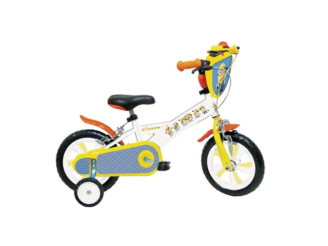 25263 - MINION MADE BIKE