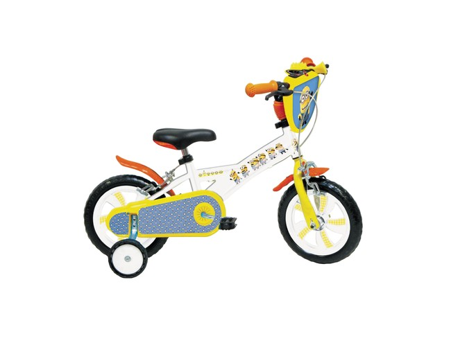 25292 - MINION MADE BIKE