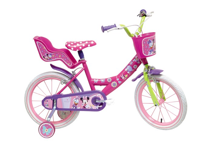 25118 - BICICLETTA MINNIE MOUSE