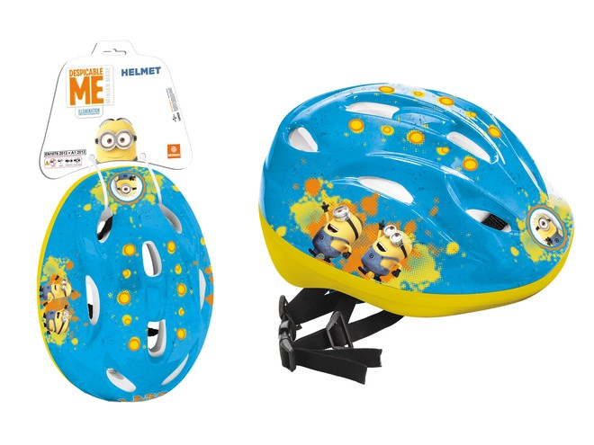 28144 - MINION MADE HELMET