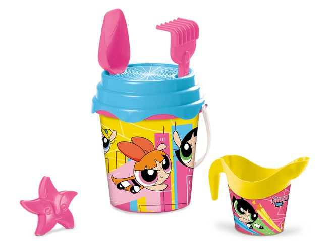 18472 - POWERPUFF GIRL BUCKET