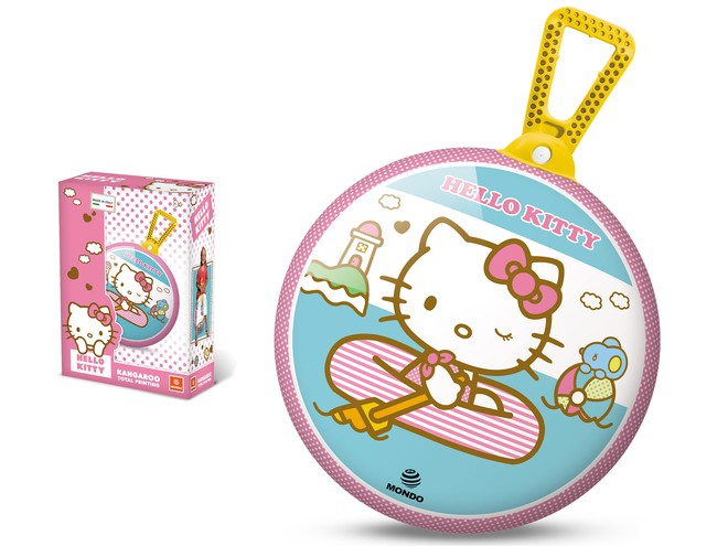 06871 - HELLO KITTY KANGAROO 360°