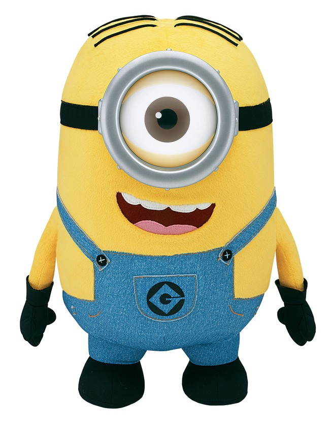 25074 - JUMBO PLUSH MINION STUART