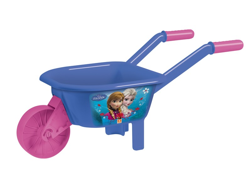 28282 - FROZEN WHEELBARROW
