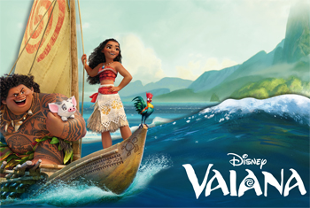 Vaiana hits the box office!