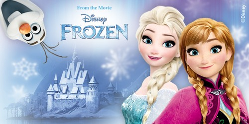 Olaf's Frozen Adventure on DVD!