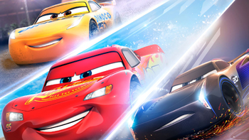 CARS 3 has arrived!