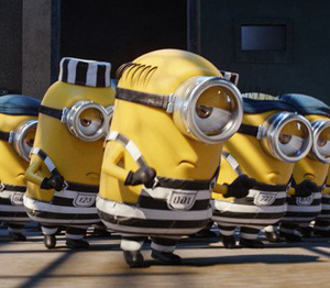 DESPICABLE ME 3 joins the $1bn club!