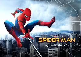 Spider-Man in cinema since 6 July!