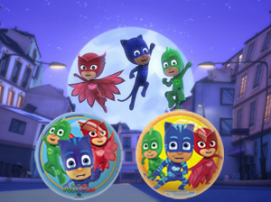 PJ Masks are coming!